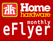 Home Hardware Monthly Flyer